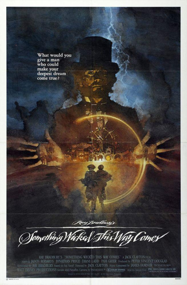 Something Wicked This Way Comes - Ray Bradbury (2/2)