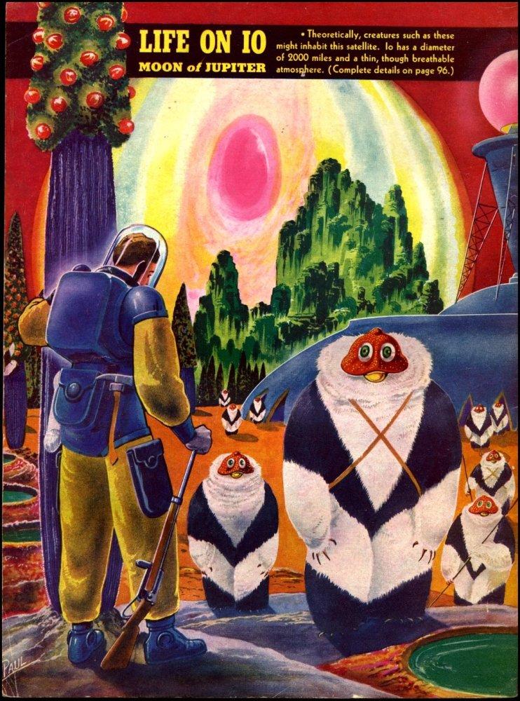 Adventures in Art - Frank R. Paul (2) Alien Visions (5/6)