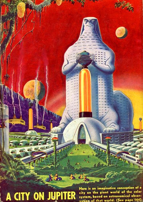 Franck R Paul Osmosis couleurs science fiction no man sky
