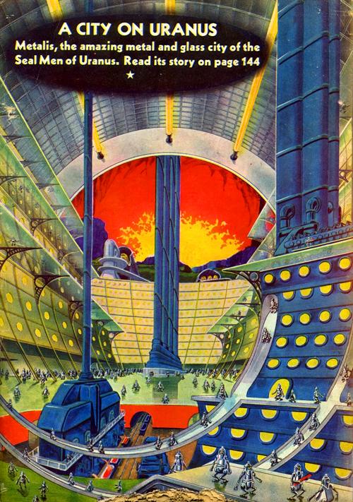 Adventures In Art Frank R Paul 2 Alien Visions