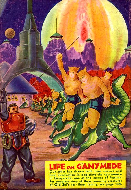 Adventures in Art - Frank R. Paul (2) Alien Visions (6/6)
