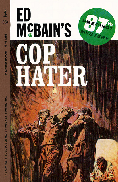Perma-book M-4268 - 1962 - Robert McGinnis.
