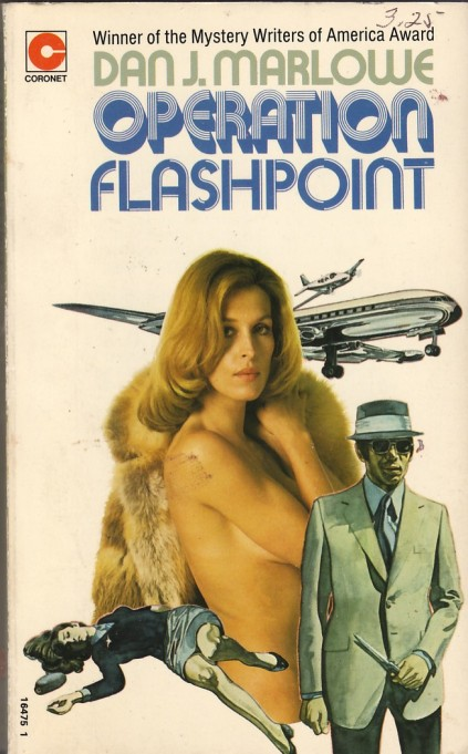 """Coronet - 1970 - British edition; all in the series were renamed with """"Operation"""" in the title."""
