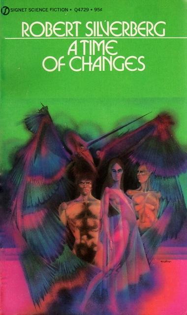 Signet #Q4729 - 1971 - Gene Szafran