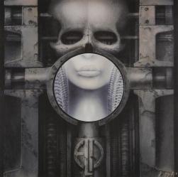 Emerson, Lake & Palmer - 1973 - Brain Salad Surgery. A classic of '70s progressive rock.
