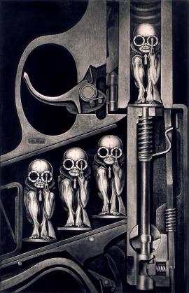 Birth Machine, 1967.