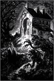 Secret of Gallows Hill - Fantastic Adventures - 1952