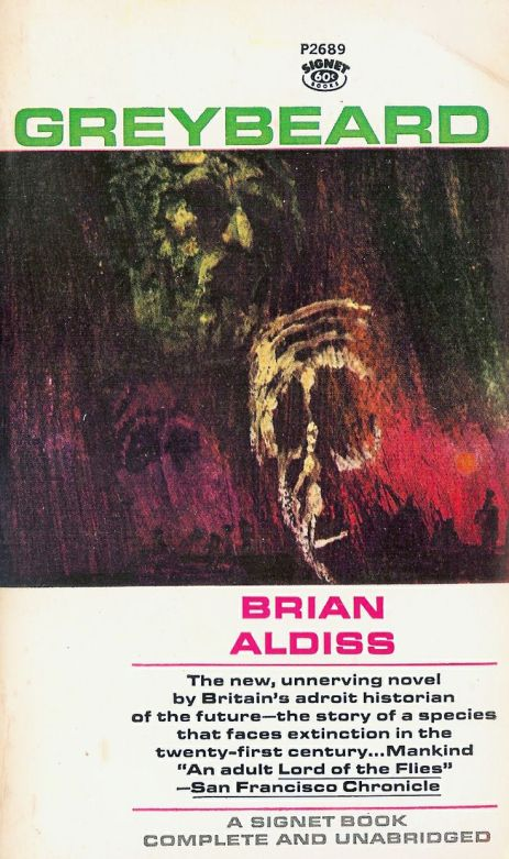 Signet - 1965 - cover by Richard Powers.