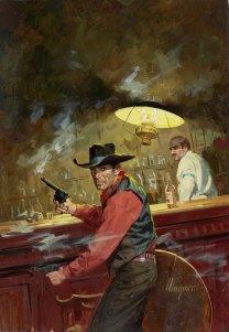 Shootout at the Bar