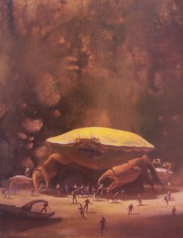 space crab