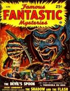 Famous Fantastic Mysteries, June 1948