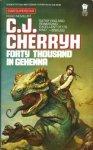 CherryhGehenna97ReissueCover