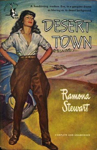 Pocket Books #528 - 1948 - Roswell Keller.
