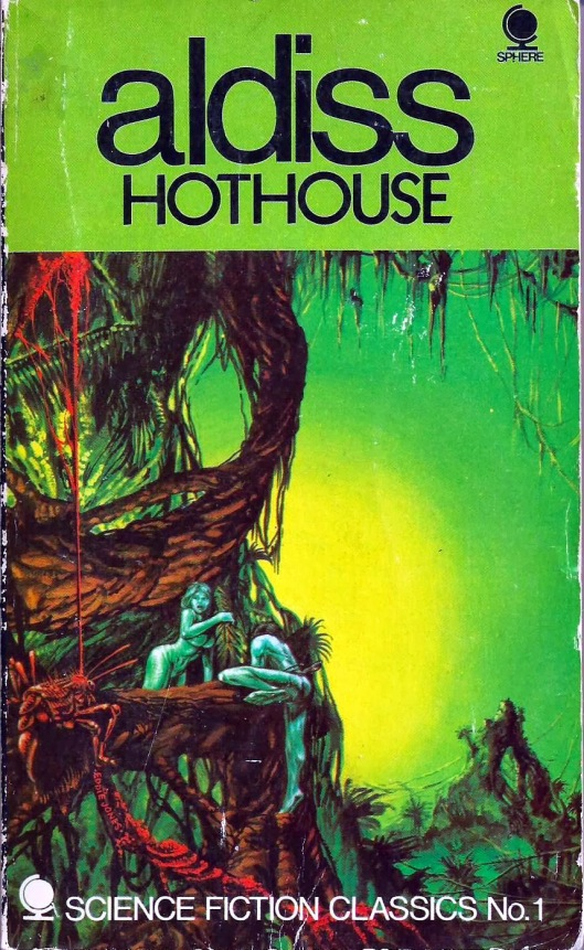 Sphere Science Fiction Classics #1 - 1971 - Eddie Jones.