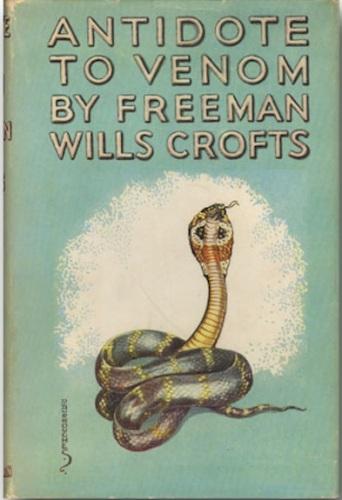 Hodder & Stoughton (UK) - 1938 - artist uncredited. First edition cover.