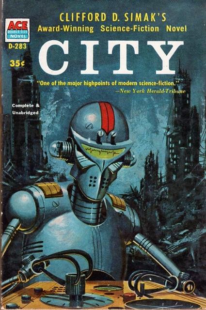 Ace #D-283 - 1958 - Ed Valigursky.