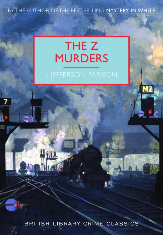 British Library Classics - 2015. Perhaps my favorite of their covers for this year.