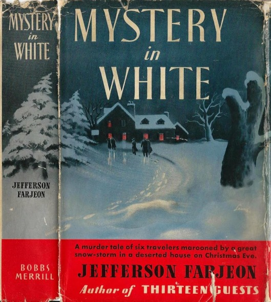 Mystery in White_Farjeon_Orig