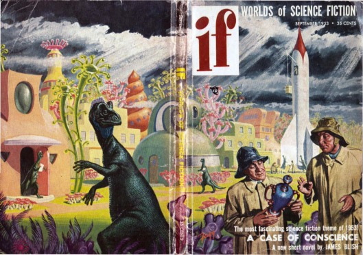If - Sept 1953 - Ken Fagg.