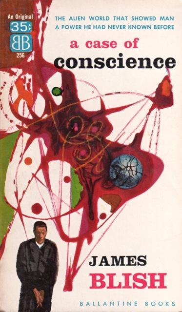 Ballantine - 1958 - illo by Richard Powers.