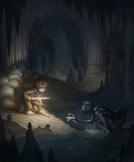 """Justin Gerard, """"Riddles in the Dark"""""""